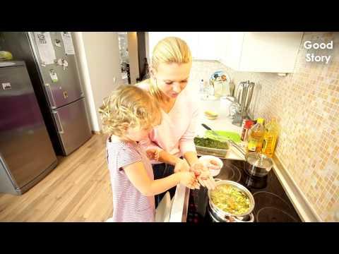 Как приготовить полезный суп?!)