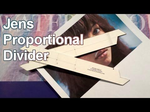 Jens Proportional Divider
