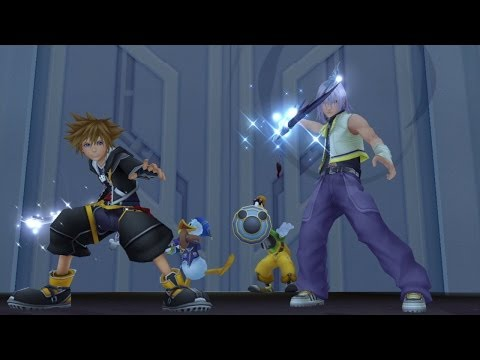 KINGDOM HEARTS HD 2.5 ReMIX - Tráiler de la E3