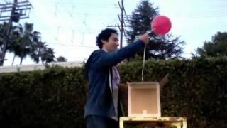 Danny Cole Magic Balloons