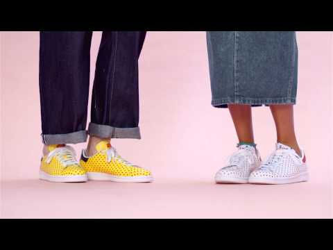 Pharrell Stan Smith Sneakers by Adidas