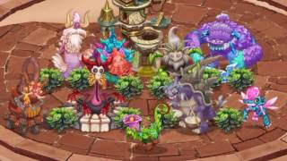 My Singing Monsters: Dawn Of Fire - Starhenge (Full Song) (Update 9)