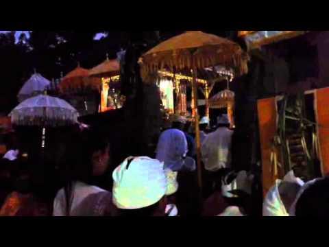 Odalan Pura Dalem Cepik - Tri Sandhya