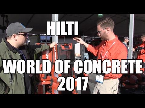 HILTI - World of Concrete 2017