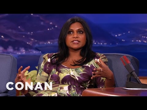 Mindy Kaling's Exercise Fantasies