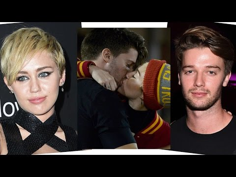 Miley Cyrus and Patrick Schwarzenegger: Sparks are flying