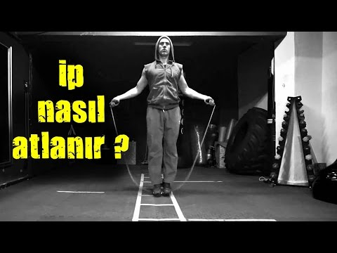 Ip Atlama Teknikleri | Nasıl Ip Atlanır ? Başlangıç Seviyesi | Kickboks | Boks| Dövüş Sanatları