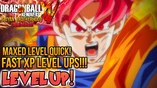 Dragon Ball Xenoverse: How to Level Up Your Character Fast! (Fastest Way: Parallel Quest 53)