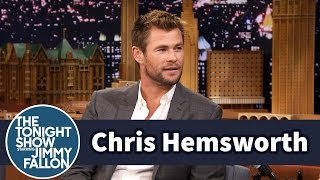 video Jimmy talks to People Magazine's Sexiest Man Alive Chris Hemsworth about the benefits of his new title. Subscribe NOW to The Tonight Show Starring Jimmy Fall...