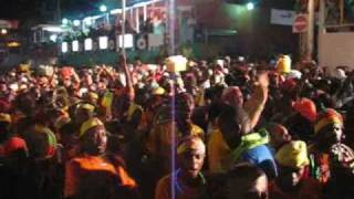 Haiti Kanaval Jah Rasta Band A Pied
