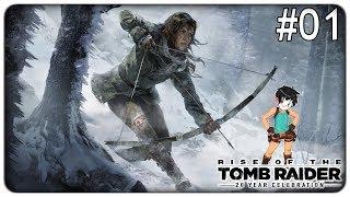 INIZIA L'AVVENTURA PIÙ EMOZIONANTE DI SEMPRE | Rise of the Tomb Raider - ep. 01