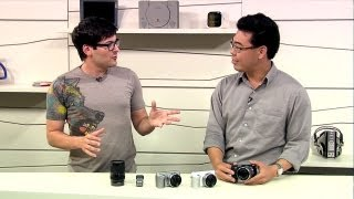 Inside Look at the Sony NEX-F3 & A37 Cameras and Google TV Hackathon