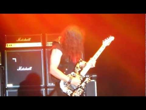 QUEENSRYCHE - Child Of Fire - live 10/13/12 - South TX Rock Fest