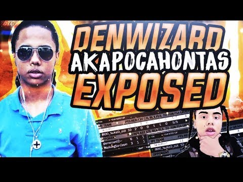 NBA 2K17| DEN WIZARD EXPOSED!!!| HE TALKED SH!T ABOUT HG| MUST WATCH!!!!