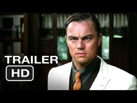 The Great Gatsby (Starring Leonardo Dicaprio) (Movie Trailer Feat. Jay-Z & Kanye West's