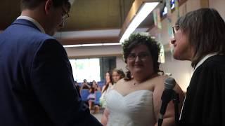 Mary And Thomas Wedding Woodland Ca