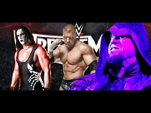 Major Wwe Wrestlemania 31 Backstage News On Sting Triple H & The Undertaker video