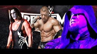 MAJOR WWE WrestleMania 31 Backstage News on Sting Triple H & The Undertaker