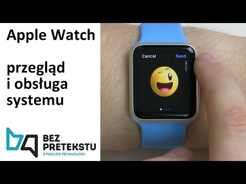 Apple Watch - Przegląd I Obsługa Systemu PL
