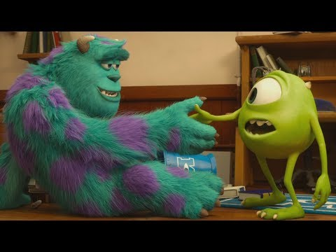 Monsters University - Trailer Oficial Español Latino - FULL HD