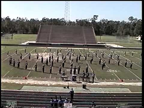 Hamshire-Fannett High School Band 2009
