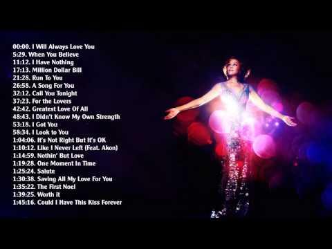 Whitney Houston greatest hits full album 2015   Best songs of Whitney Houston