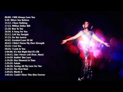 Whitney Houston - Track 11