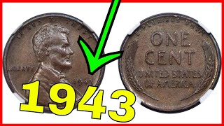 THE TRUTH! 1943 Copper Penny SOLD $204,000.00 (Should Be Steel Cent) Kid Found in 1947 Lunch Money!