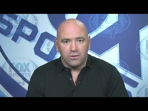 Dana White on reinstating Thiago Silva