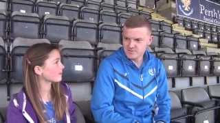 Emma (10) interviews Brian Easton #MeetYourHero