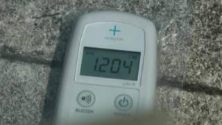 旧伊達町 環境放射線モニタリング調査