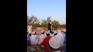 EDER JAMAT  KUWAIT  ঈদের খুৎবা দিচ্ছেন মাওঃ আব্দুল আউয়াল সাহেব কুয়েত 1