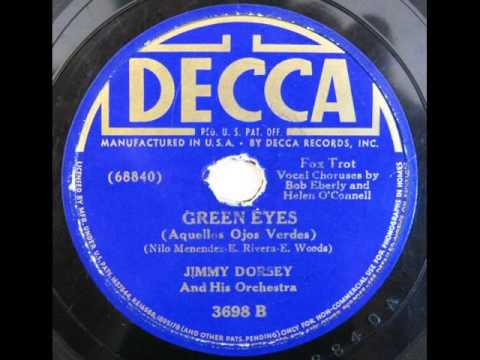 Jimmy Dorsey & His Orch. (Bob Eberle & Helen O´Connell). Green...