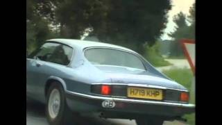 Old Top Gear 1991 - Jaguar XJS