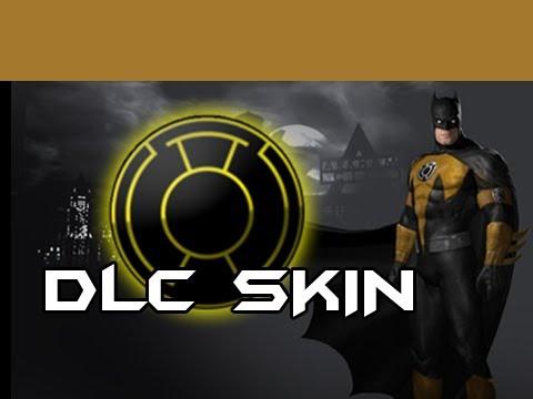 Yellow Lantern Batman Arkham City Batman Arkham City Sinestro