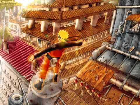 [Naruto Shippuuden] Supercell-Utakata Hanabi (male version)