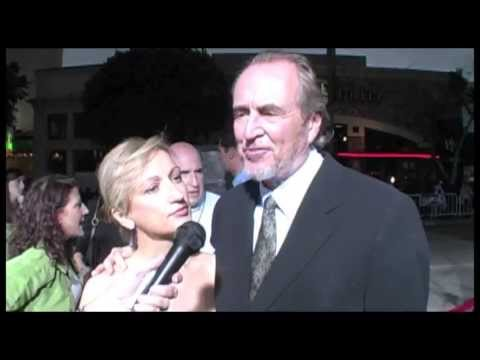 Wes Craven Interview - Red Eye