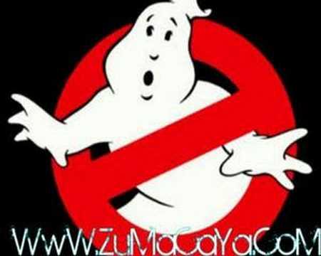 ♫  Cazafantasmas ♫  Ghostbusters ♫  WwW.ZuMaCaYa.CoM