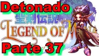37# Detonado de Legend of Mana (PS1) - FiegSnowfields + Ultima Quest dos Pinguins