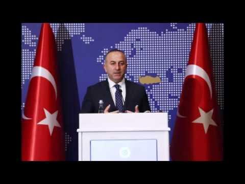 Turkey says it helped Hamas become 'mainstream'