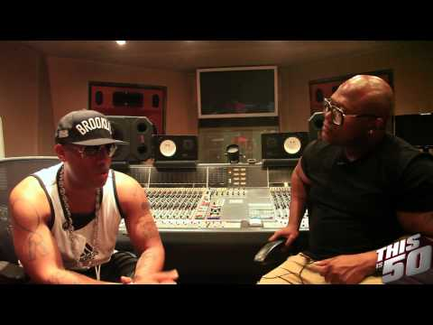 Mario Winans on Producing; Sharing His Emotions; Meeting Diddy - TI50