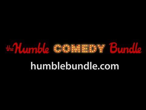 The Humble Comedy Bundle