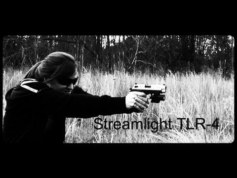 Streamlight TLR-4 Compact Rail Mounted Light And Laser Review (#69240)