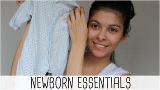 Newborn Essentials | Months 1-3 Clothing Must-Haves