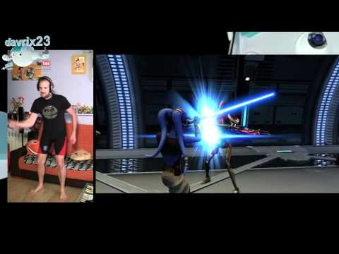 Gameplay 2.0 | Star Wars Kinect | Davrix23 juega a Star Wars Kinect