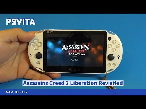 PSVita: Assassin's Creed 3 Liberation Revisited