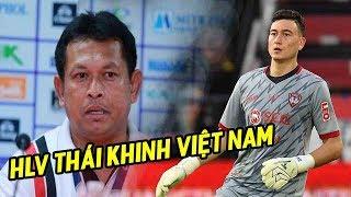 HLV Người Thái Coi Thường Việt Nam - Văn Lâm Hóa Tội Đồ Khiến Muangthong Ôm-Hận