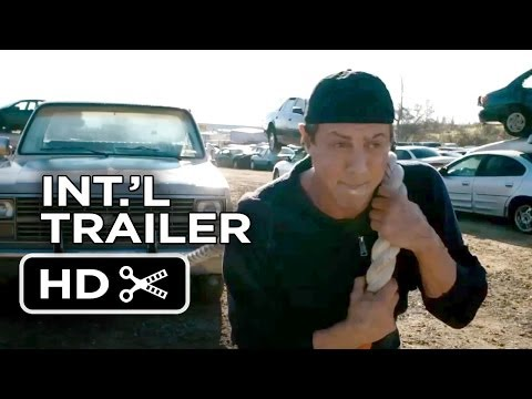 Grudge Match UK TRAILER (2013) - Robert De Niro, Sylvester Stallone Boxing Movie HD