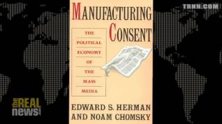 Ed Herman, Co-Author of Manufacturing Consent Pt 1