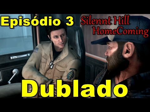 SIlent Hill Homecoming parte 3 Dublado